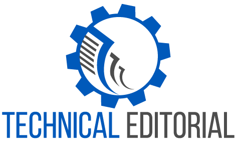 Technical editing services